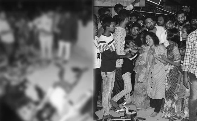 Rowdy Sheeter Murdered in Tirupati - Sakshi