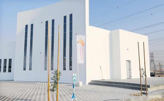 World Largest 3D Printed Building Completes In Dubai - Sakshi