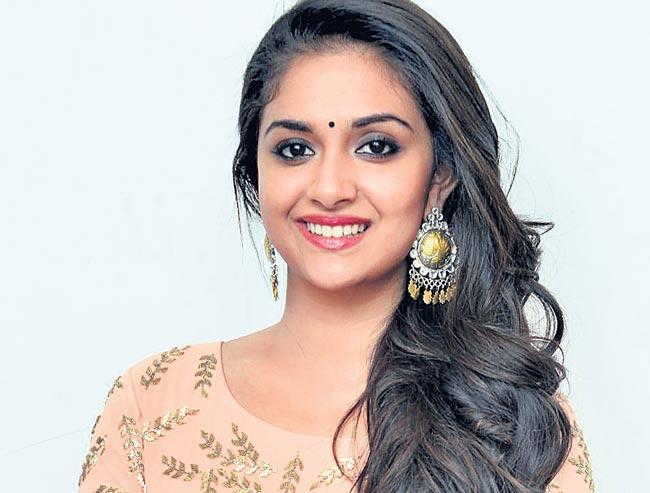 Keerthy Suresh is Rajinikanths daughter in new film - Sakshi