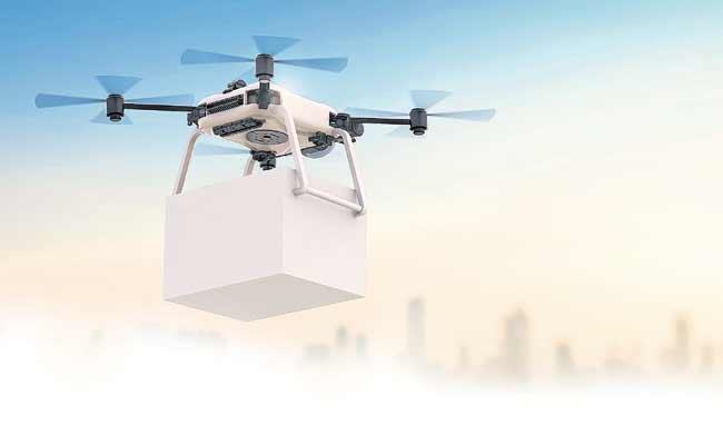 Central Govt To Allow Beyond Visual Line Offsite Drones - Sakshi