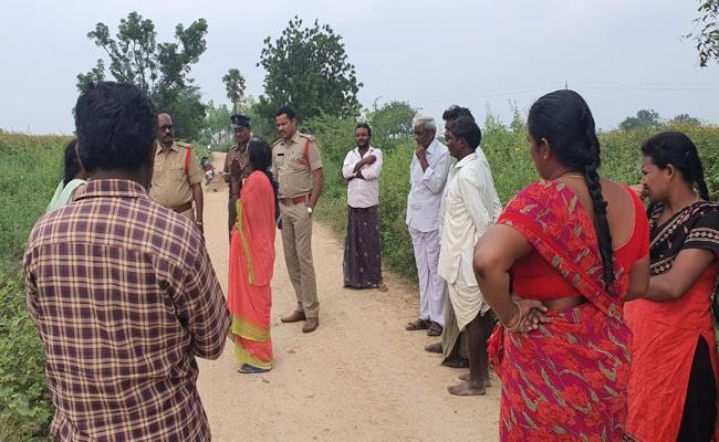 Chain Snatching in Prakasam - Sakshi