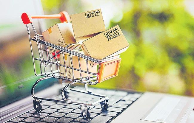 Indian e-commerce consumers hold back purchases before sale periods - Sakshi