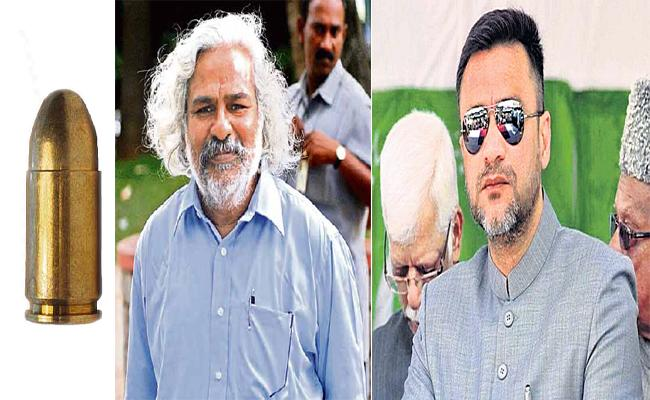 Bullet Fire on Political Leaders Special Story - Sakshi