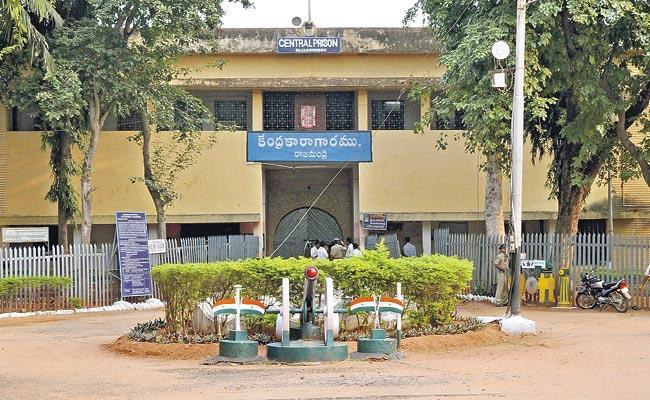 Excess Prisoners In Central Jails In Andhra Pradesh - Sakshi