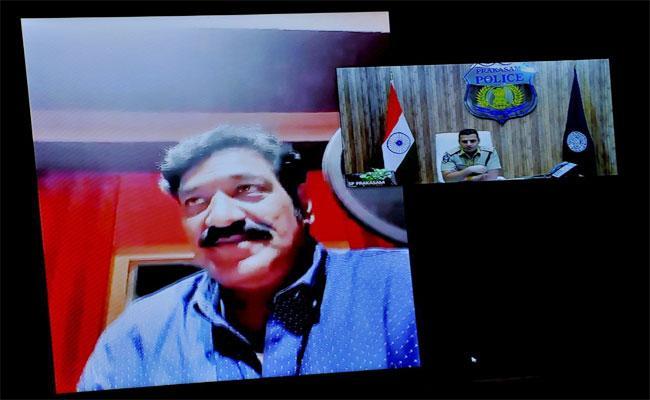 Actor Raghu Babu Appreciates Beyond The Border Program In Prakasam - Sakshi