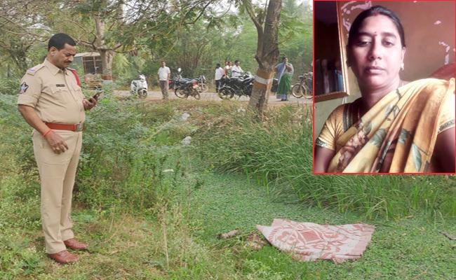 Married Woman suspicious death in West Godavari - Sakshi