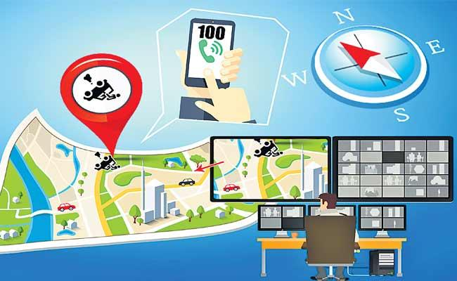 Telangana Police Develop Special Software On Dial 100 - Sakshi