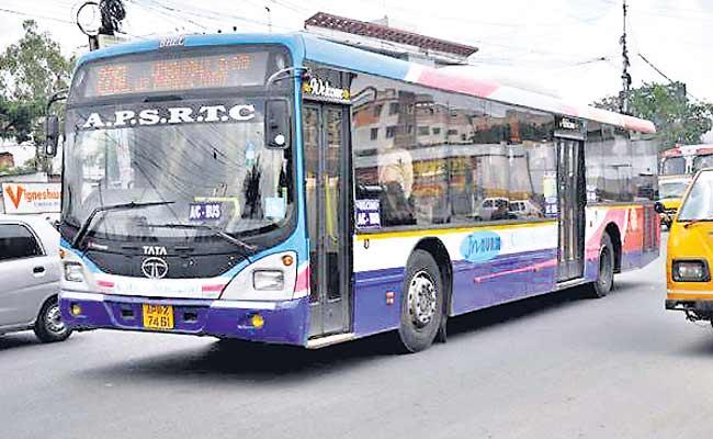 TSRTC Has Decided To Reduce The Fare Of AC Metro Luxury Buses - Sakshi