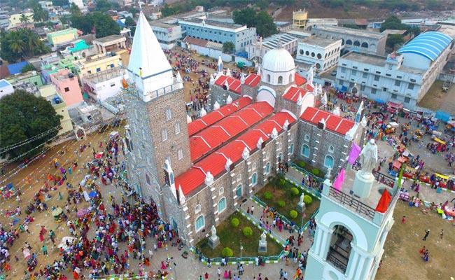 Christmas 2019 Guntur District Churches Special Story - Sakshi
