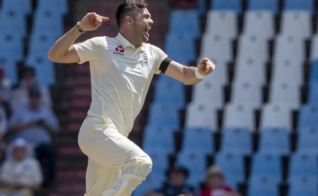 James Anderson Joins Exclusive List Of Bowlers  - Sakshi