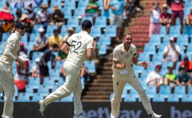Broad Becomes Second Bowler To Claim Sensational Record - Sakshi