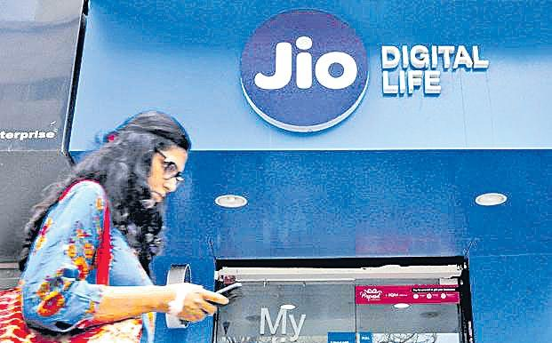 IT dept to move SC against Reliance Jios plan to sell stake in tower arm - Sakshi