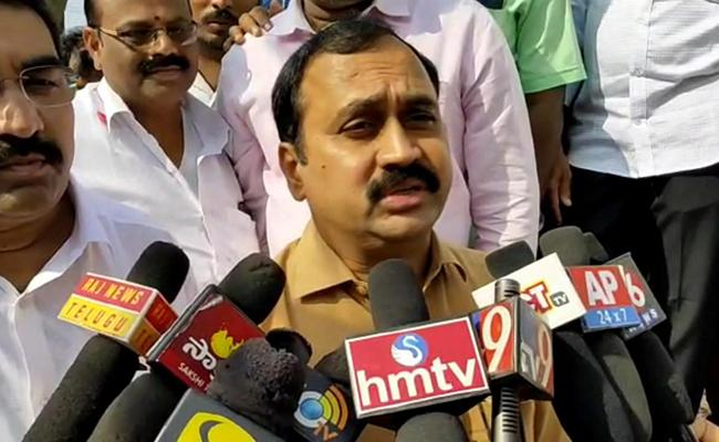 Details Will Be Announced in the Evening: YSRCP MLA RK - Sakshi
