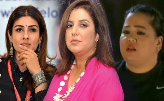 Case Against Raveena Tandon, Farah Khan and others - Sakshi