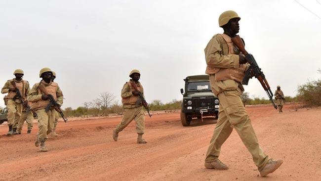 35 civilians, 80 jihadists killed in attack in Burkina Faso - Sakshi