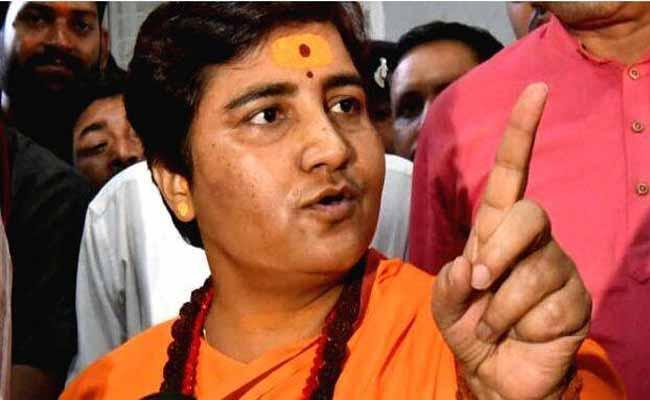 Pragya Thakur Faces Bitter Experience She Vows Legal Action - Sakshi