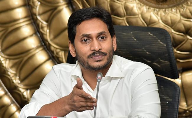CM YS Jagan Review Meeting Over AP Disha Act - Sakshi