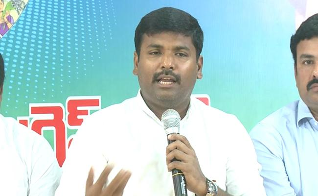 Gudivada Amarnath Reddy Comments About YS Jagan Tour - Sakshi