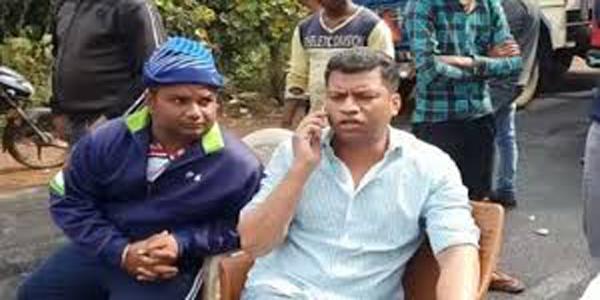 Former MP Pradip Majhi Courted Controversy - Sakshi