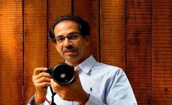 Uddhav Thackeray Posts IPhone Photos On Instagram - Sakshi