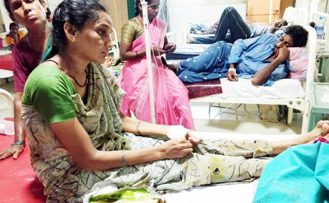 Husband Harassment on Wife For Three Girl Child Birth Kurnool - Sakshi