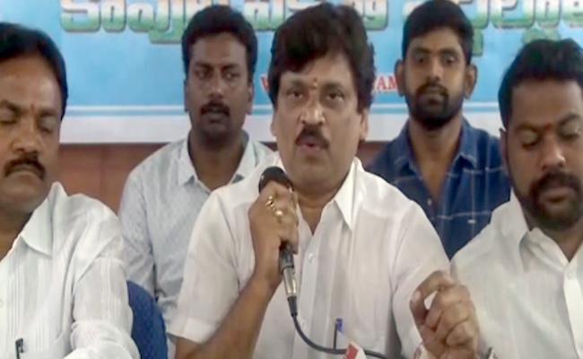 Kapusena Press Meet In Visakhapatnam - Sakshi