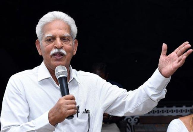 Police to seek FBI help on Varavara hard disk - Sakshi