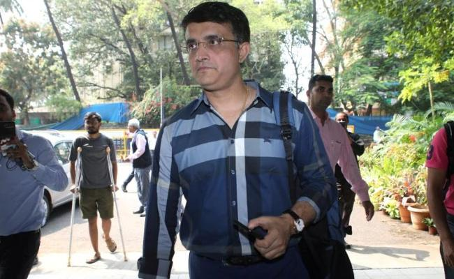CA CEO Lauds Ganguly For Proposing ODI Super Series - Sakshi