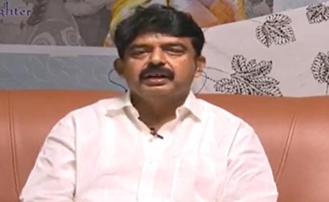 Minister Perni Nani Comments On Chandrababu - Sakshi