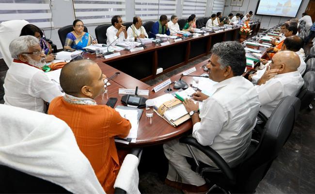 TTD Decision Defamation On Andhra Jyothi News Paper - Sakshi
