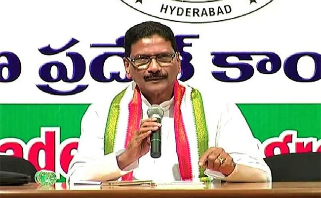 Congress leaders Walk Out From All Party Meeting On Municipal Elections - Sakshi