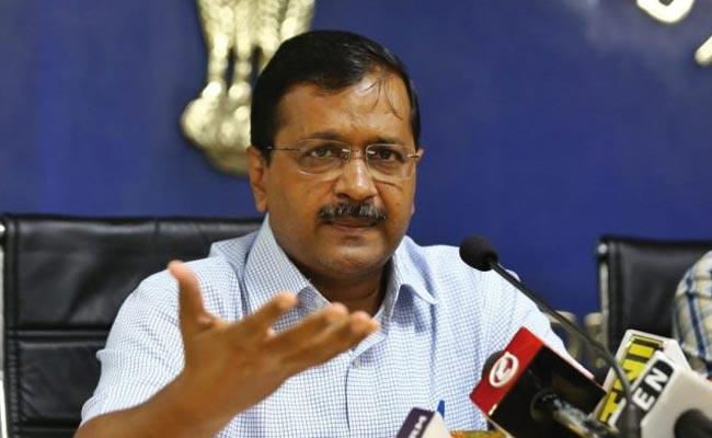 Delhi CM Arvind Kejriwal Counter To BJP - Sakshi