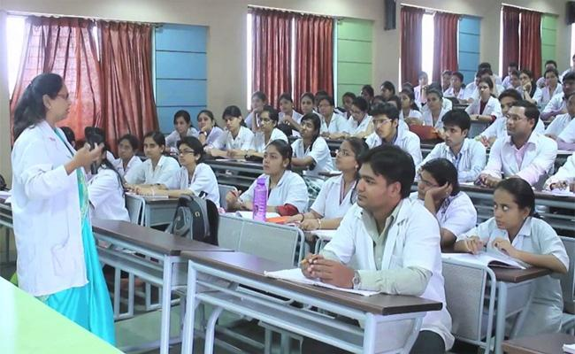 The Visiting Faculty of Medical Colleges Can Hire Leading Private Doctors - Sakshi