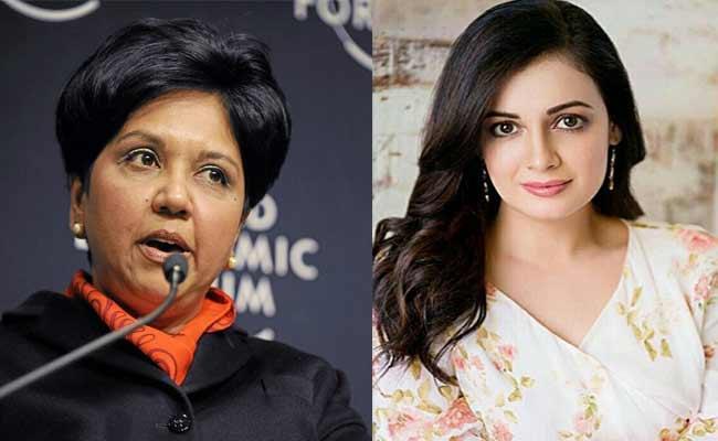 Review Of 2019: Great Indian Women Indra Nooyi And Nila Vikhe Patil - Sakshi