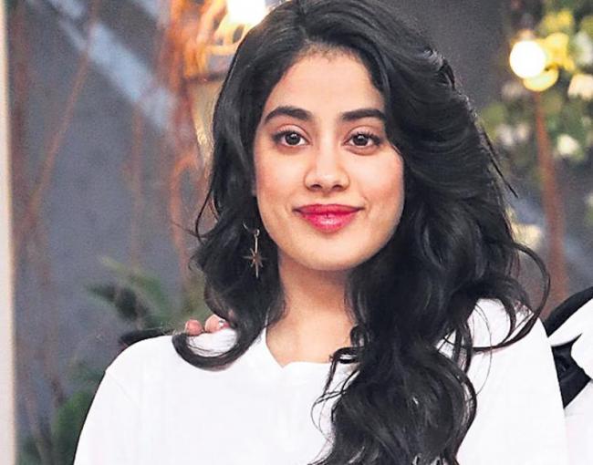 Janhvi Kapoor on Her Netflixs Ghost Stories Character - Sakshi