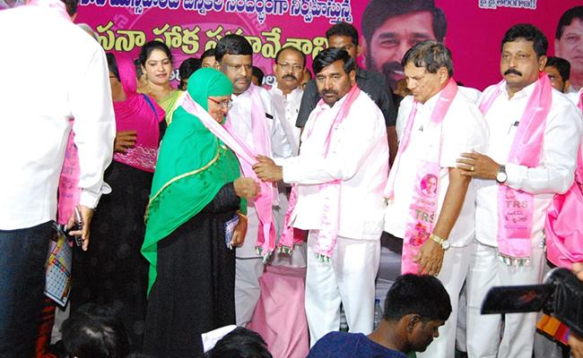 Jagadeesh Reddy Said TRS Is the Only winner Of Any Election - Sakshi
