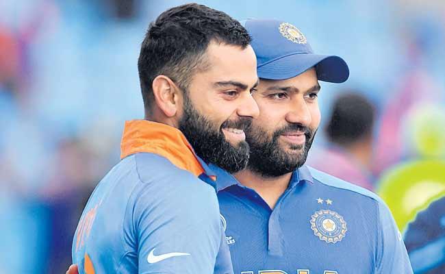 Review Of 2019: Indian Cricket Team Bash Serieses - Sakshi