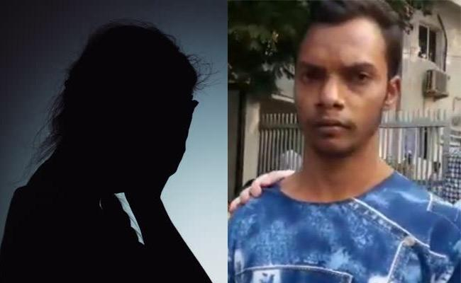 Police Arrested Youth Sexually Harrasing Minor Girl In Hyderabad - Sakshi