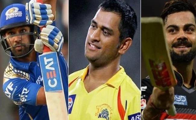 Rohit Sharma To Lead Wisden IPL Team Of The Decade - Sakshi