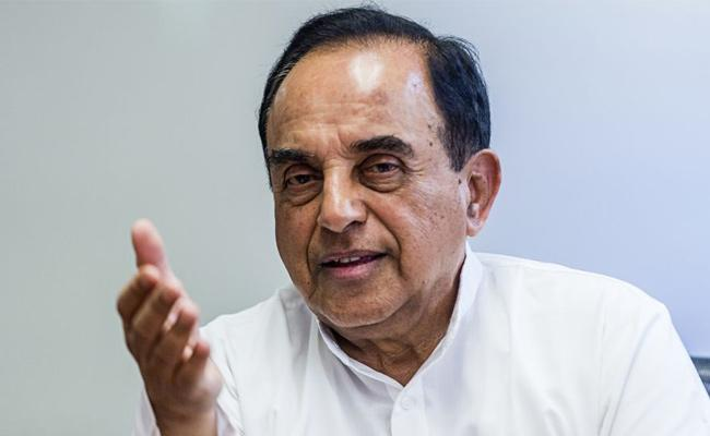 subramanian swamy Comments Over Free TTD - Sakshi