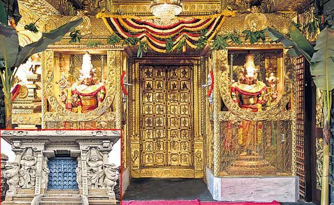 Devotional Stories of Ancient Temples - Sakshi
