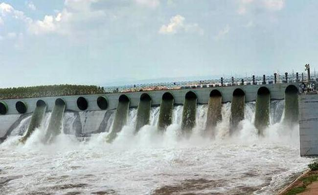 Department of Irrigation Will be recommended for government approval - Sakshi