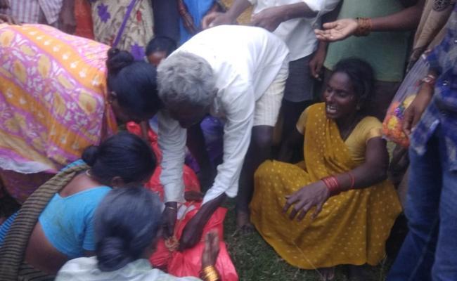 Boy Committed Suicide In Vizianagaram District - Sakshi