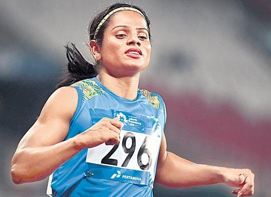 National Award-winner Himansu Khatua to Direct the Dutee Chand Biopic - Sakshi