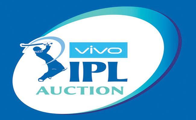 Registration Of Names For 2020 IPL Auction - Sakshi