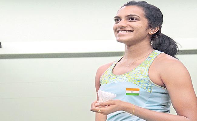 Sakshi Chit Chat With PV Sindhu