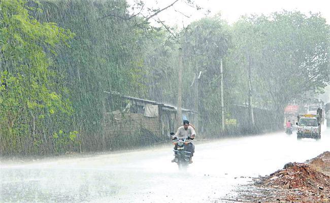 Anxiety among farmers with Rains - Sakshi