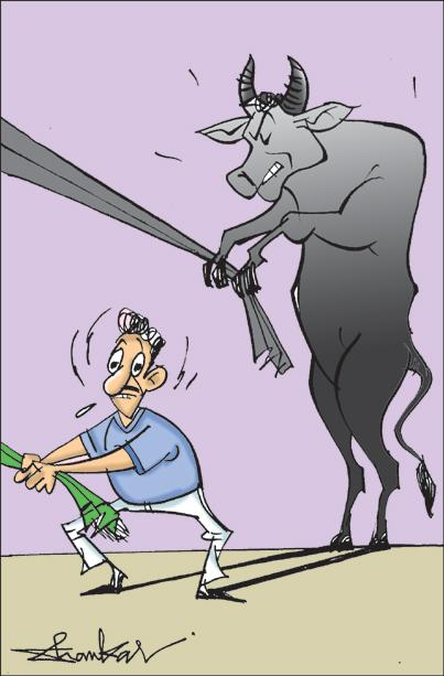 Sakshi Cartoon 03-12-2019