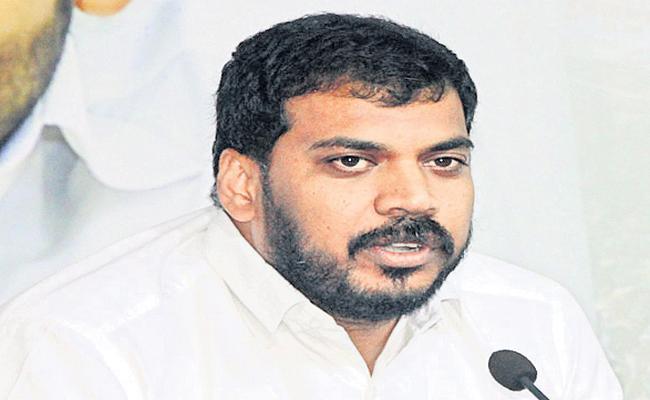 Anilkumar Yadav Comments On Pawan Kalyan - Sakshi