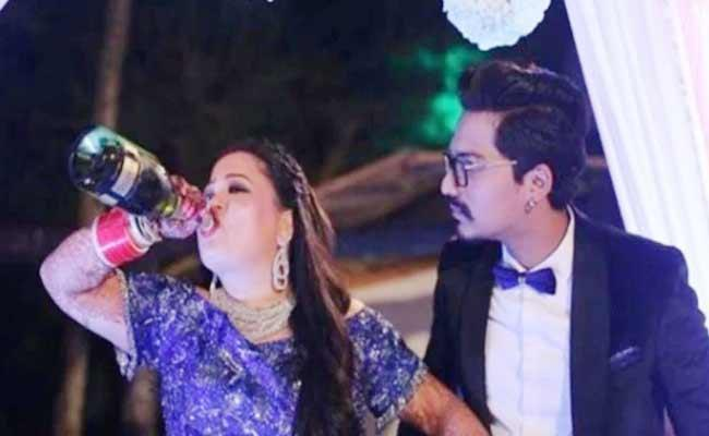 Bharti Singh Adorable Wishes For Hubby On Marriage Anniversary - Sakshi